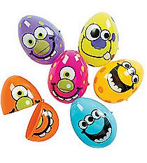 12 Monster Easter Eggs #37/1235imal Easter Eggs #37/10640