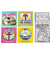 """48 """"He Lives!"""" Fun & Games Books #37/1375ones #37/1328"""