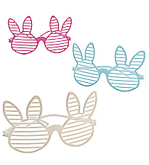 12 Bunny Shutter Shading Glasses #37/1413