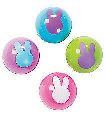12 Bunny Bouncing Balls #37/1443