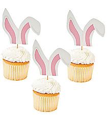 25 Paper Bunny Ears Picks #37/1472