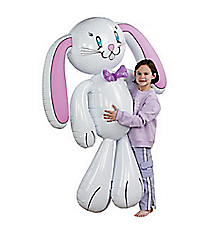 One Jumbo Inflatable Bunny #37/149
