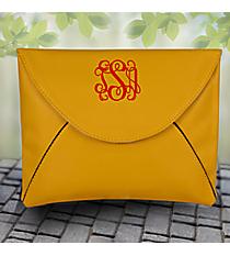 Mustard Allie Envelope Tablet Case #37380