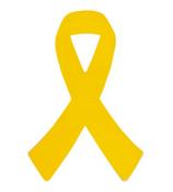 One Yellow Ribbon Car Magnet #3/3864