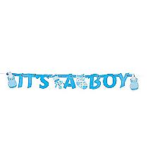 "1 ""It's A Boy"" Letter Banner #42/1319"