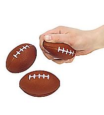 12 Realistic Football Stress Balls #42/2095
