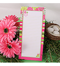 Abigail Magnetic Notepad #43221