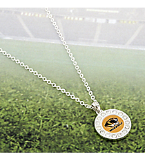 "18"" Crystal Accented University of Missouri Necklace #43503-MISSOURI"