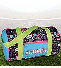 #Cheer Duffle Bag #44015