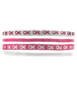Set of 4 Elastic Head Bands #BCA-4EHB