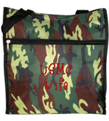 Camo Shopper Tote #PH3013-513
