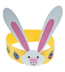 12 Easter Headband Craft Kits #48/7688
