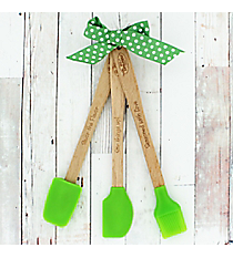 Lime Green Mini Kitchen Tool Set #48233
