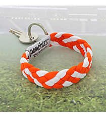 Orange and White Pomchies PomKey Keeper #48302