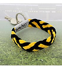 Black and Yellow Gold Pomchies PomKey Keeper #48308