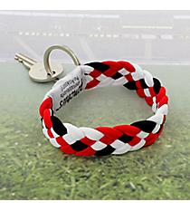Black, Red, and White Pomchies PomKey Keeper #48321