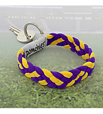 Purple and Yellow Gold Pomchies PomKey Keeper #48335