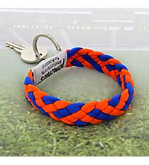 Orange and Royal Blue Pomchies PomKey Keeper #48396