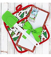Season of Joy Pot Holder Gift Set #49957