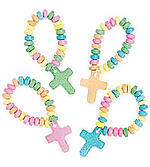 12 Stretchable Candy Cross Jewelry #5/228