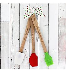 Season of Joy Religious Mini Kitchen Tool Set #50052
