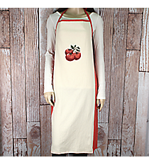 Tomatoes Flour Sack Apron and Berry Box Gift Set #50153-TOMATOES
