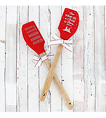 One 'Child is Born' Isaiah 9:6 Silicone Spatula #50212