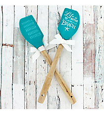 One 'Better at the Beach' Silicone Spatula #50342