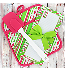 Bon Appetit Pot Holder Gift Set #50687
