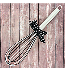 Black & White Whisk #52605