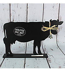 Cow Chalkboard #55502-COW