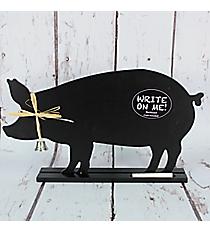Pig Chalkboard #55502-PIG