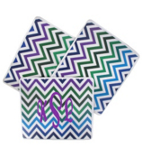 Multi Chevron Mouse Pad #193