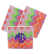Rainbow Chevron Mouse Pad #193