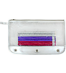SALE! Glitter Stars Pencil Case #58265