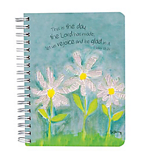 Psalm 118:24 Wirebound Notebook #NB031