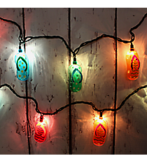 Flip Flop String Lights #60854