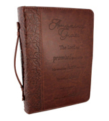 Maroon Amazing Grace Bible Cover #BBL247