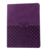 Purple LuxLeather Flexcover Journal #JL126