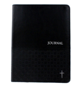 Charcoal LuxLeather Flexcover Journal #JL128