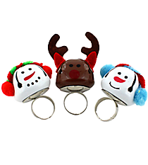 One Ringle Jingle Bell Ring #YT-JRNG-SHIPS ASSORTED