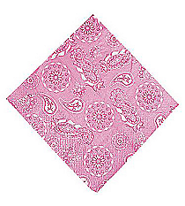 16 Pink Cowgirl Luncheon Napkins #70/3944