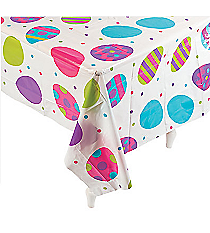 One Egg Print Tablecloth #70/6111