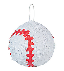 One Baseball Piñata #70/876