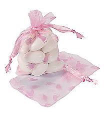24 Baby Girl Drawstring Bags #70/8977