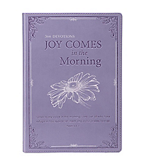 """Joy Comes in the Morning"" Devotional Book #DEV011"