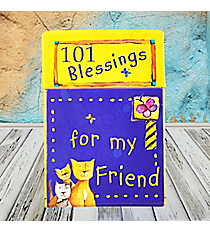 101 Blessings for my Friend Promise Cards #BX001