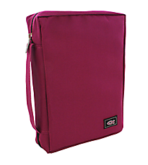Fuchsia Basic Bible Cover #BBL545