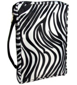 Zebra Bible Cover #BC12-2006