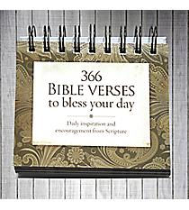 366 Bible Verses to Bless Your Day Perpetual Calendar #CAP001